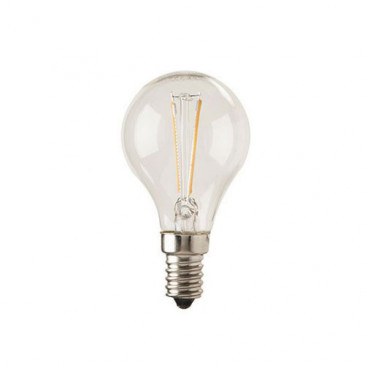 E14 LED Lamp Filament Velino 1,8 Watt 2700K TUV Gecertificeerd