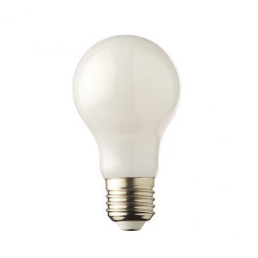 E27 LED lamp  Filament Melkglas Lybardo  7 Watt 800lm Dimbaar , 2700K TUV