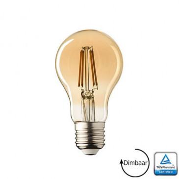 E27 LED Lamp Lybardo Dimbaar Filament 4 Watt 2500K