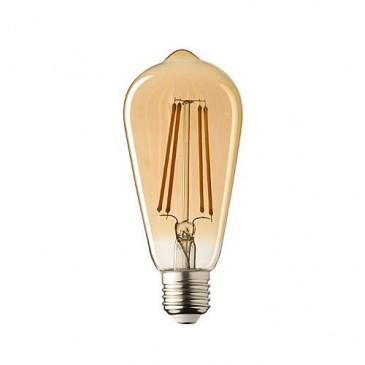 E27 LED Sensor Lamp Filament Edison Lybardo 4,2 Watt 2700K Rustique finish TÜV
