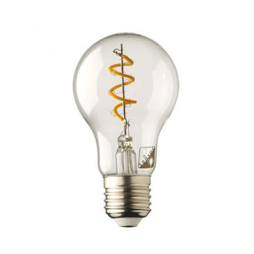 E27 LED Sensor lamp Spiraal Lybardo 4 Watt-200 lumen 2100K