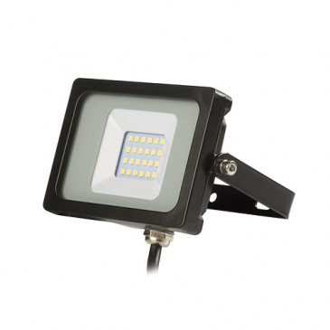 LED Bouwlamp 10 Watt 4000K Eco