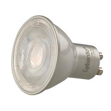 LED GU10 Lybardo ITEC, 4.7 Watt 370 lumen 2700K