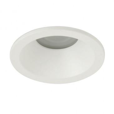 Inbouw armatuur Roma mat wit badkamer IP65