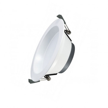 LED Downlight Prof 10 Watt 3- instelbare lichtkleuren TÜV