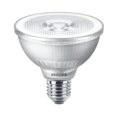 LED Par 30 lamp, Philips 9.5 Watt 2700K Dimbaar