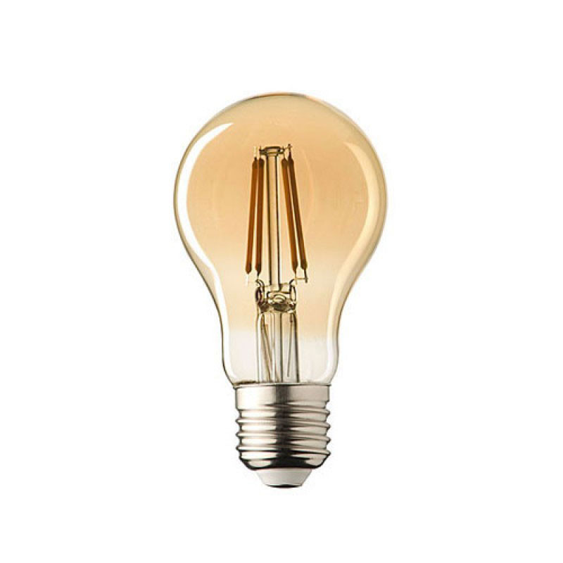 E27 LED Lamp Lybardo Dimbaar Filament 4 Watt 2500K ...