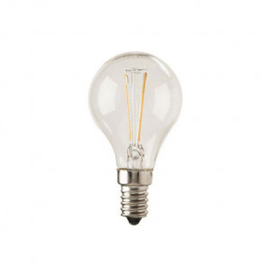 E14 LED Lamp Filament Velino 1,5 Watt 2700K TUV Gecertificeerd