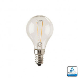 E14 Led Lamp Filament Lybardo 1,5 Watt 2100K TUV Keurmerk