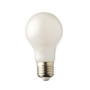E27 LED lamp Filament Melkglas Lybardo 4 Watt 450 LM 2700K TUV