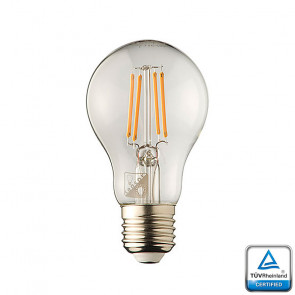E27 LED Sensor lamp Filament Lybardo 4.2 Watt 2100K TÜV
