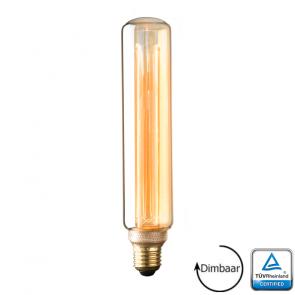 E27 LED Kooldraad lamp Monza Gold 3.5 Watt 1800K Dimbaar