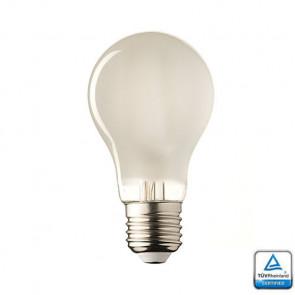 E27 LED lamp Filament Lybardo Frost 4 Watt 2100K TÜV