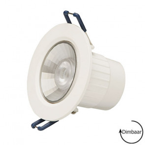 LED Downlighter Lybardo 6.3 Watt Dimbaar 3000K