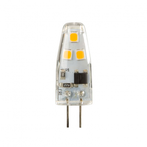 LED Lamp G4-GU4 12 Volt 1,5 Watt 3000K