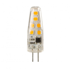 LED Lamp G4-GU4 12 Volt 2 Watt 3000K