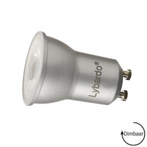 LED GU10-GU11 Lybardo 3.6 Watt Dimbaar 2700K 35 mm