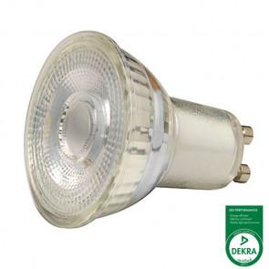 LED GU10 Lybardo 3 Watt 60 graden 2700K.