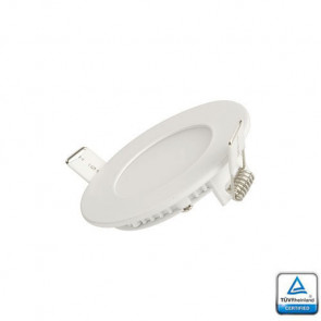 LED Paneel Downlighter 3 Watt 3000K TÜV gecertificeerd