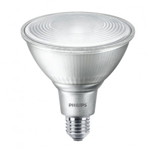 LED Par 38 lamp, Philips 13 Watt 2700K Dimbaar