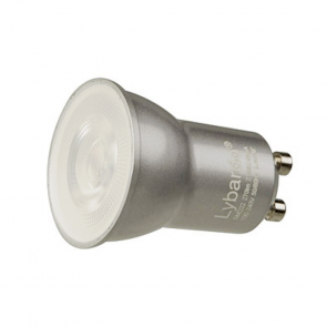 GU10-LED GU11 Lybardo 3.4 Watt 2700K 35 mm.