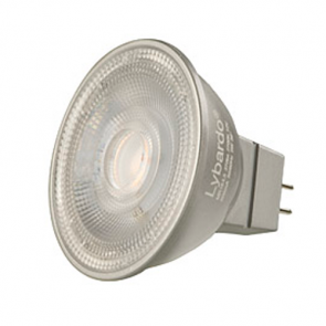 LED MR16 Lybardo ITEC 4.5 Watt 350 lumen 12 Volt 2700K