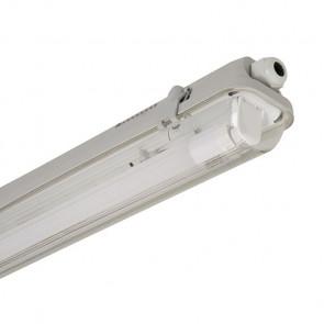 LED Armatuur Waterdicht IP65 150 cm enkel, opbouw.