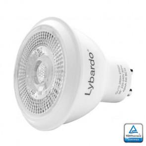 LED GU10 COB Lybardo, 5 Watt 2700K