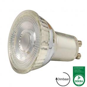 LED GU10 Lybardo 5.2 Watt 60 graden 2700K Dimbaar