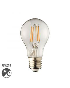 Sensor lamp LED E27 Lybardo Filament 4.2W 2700K Warm Wit