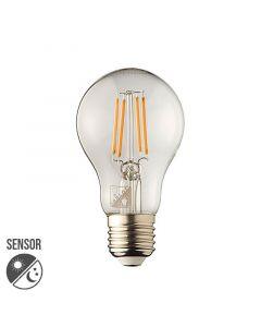 Sensor lamp LED E27 Lybardo Filament 2 W 2700K Warm Wit