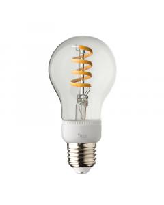 LED lamp E27 Ynoa Smart Home, Zigbee 3.0 Filament CCT dimbaar