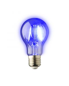 E27 LED Lamp Filament Lybardo 1.5 Watt 120 Lumen, Lichtkleur Blauw