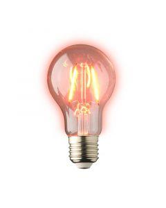 E27 LED Lamp Filament Lybardo 1.5 Watt 120 Lumen, Lichtkleur Oranje