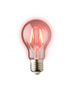 E27 LED Lamp Filament Lybardo 1.5 Watt 120 Lumen, Lichtkleur Rood