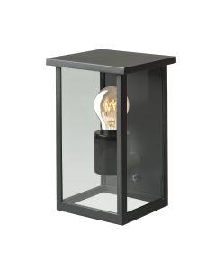 Lybardo buitenlamp / wandlamp Paris met Dag- en Nachtsensor - IP54 - geschikt voor E27 lamp