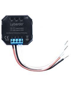 Lybardo Itec Led Pulsdimmer 3-100 Watt Auto reset