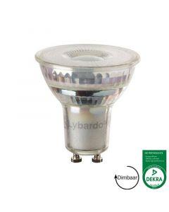 LED GU10 Lybardo 5.5W 50 graden 2100K Extra Warm Wit Dimbaar