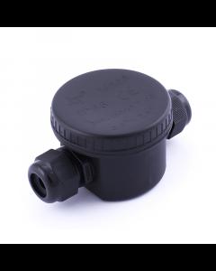 Lybardo Waterdichte IP66 2-weg kabeldoos draaddikte 6-11 mm KEMA keur