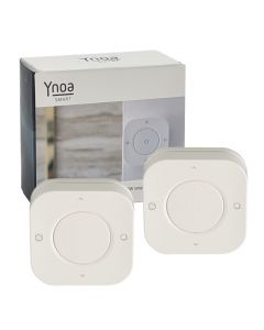 Ynoa Smart uitbreidingset - 2 x 5- knops afstandsbediening