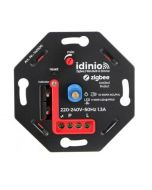 Zigbee 3.0 Smart LED Dimmer 5-180W - Fase Afsnijding - Universeel