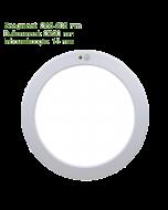 LED in-en opbouw Downlight 3000K, met instelbare Sensor, 10-15-en 18 Watt naar keuze instelbaar