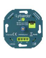 Lybardo Eco 3-125 Watt LED Dimmer - Fase Afsnijding - Universeel - Inbouw