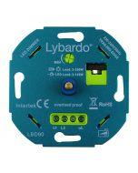 Lybardo Eco LED Dimmer 3 - 125 Watt Fase afsnijding Universele inbouw