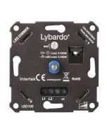 Lybardo ITEC 3-200W LED Dimmer - Fase Afsnijding - Universeel